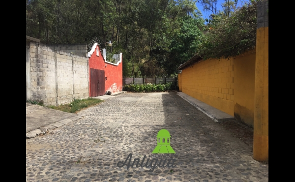 Land for sale in Antigua Guatemala