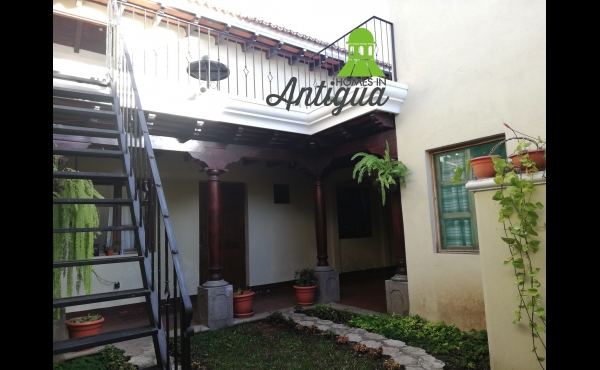 CENTRAL APARTMENT FOR RENT Antigua Guatemala