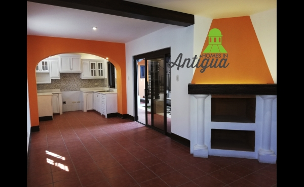 BRAND NEW HOUSE FOR SALE IN ANTIGUA GUATEMALA