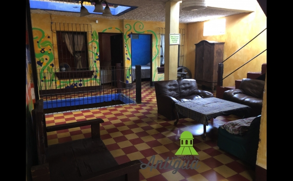 Hostel for Rent in Antigua Guatemala