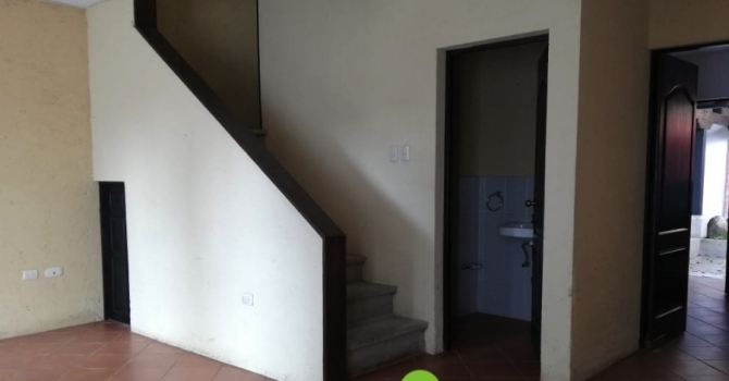 Casa en renta Area Residencial