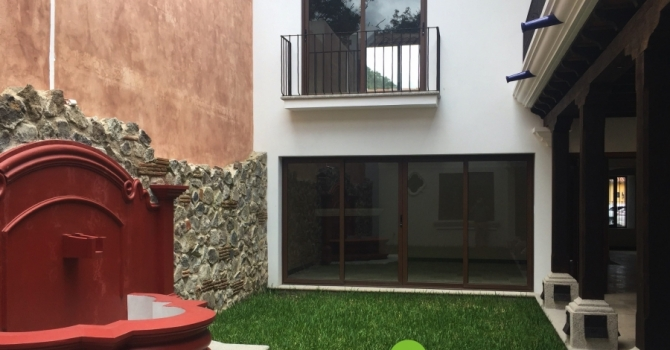 Luxury house for sale in Antigua Guatemala
