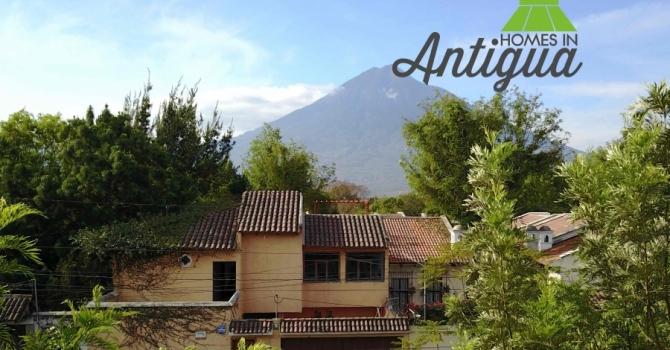 Renew house for sale in Antigua Guatemala